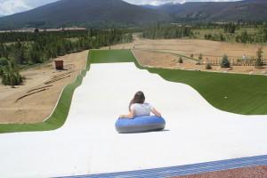 Summer Tubing Hill -YMCA Snow Mountain Ranch